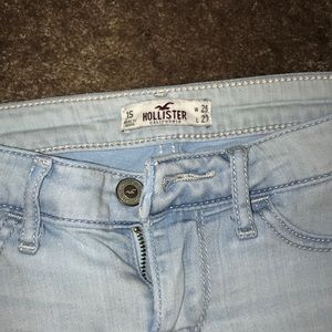 Hollister Jeans - Light blue Hollister Jeans